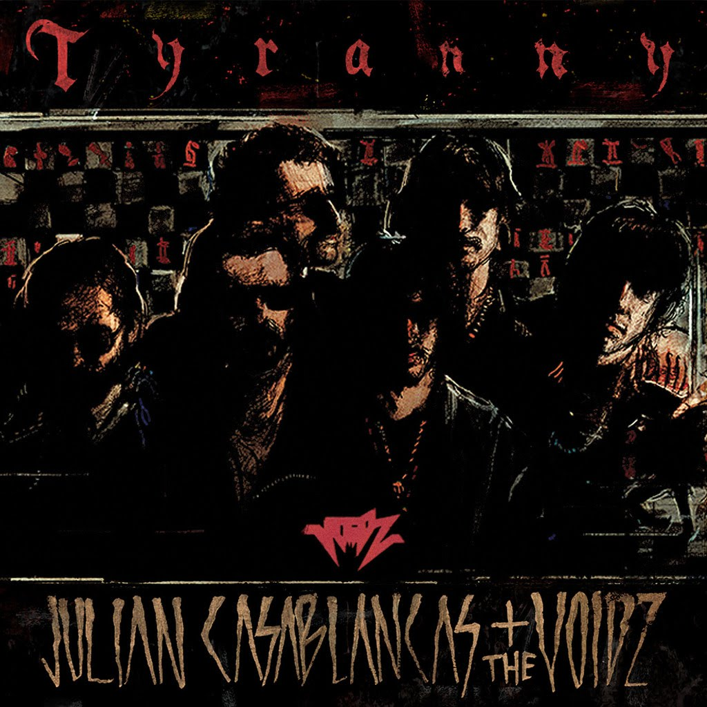 Julian Casablancas+The Voidz 'Tyranny' Digital Download