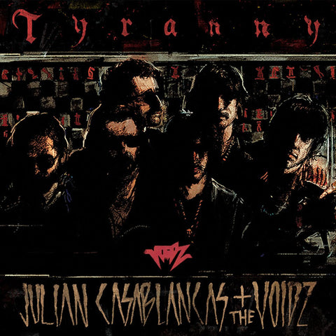 The Voidz 'Tyranny' Digital Download