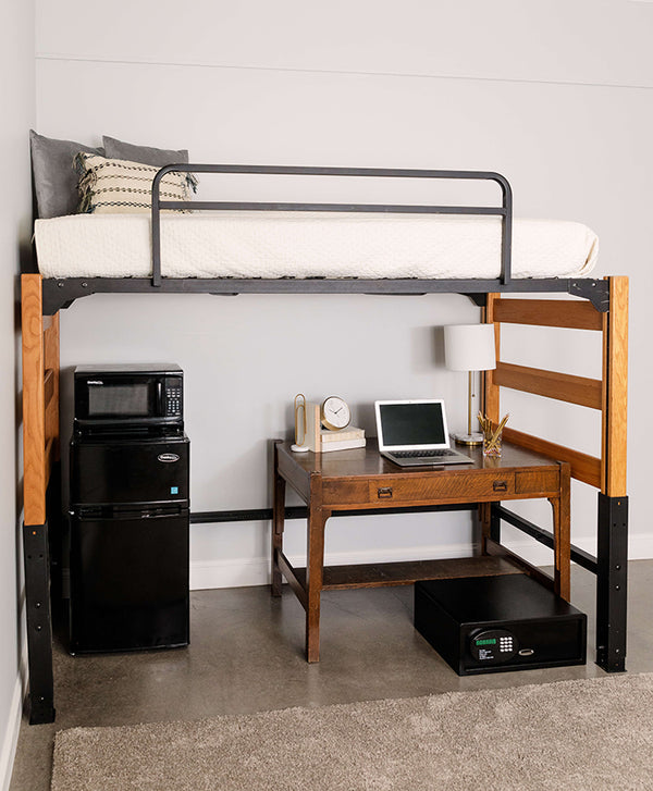 Loft and Bed Rail Combo