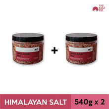 Load image into Gallery viewer, ✦Bundle Deal✦ The Solt Co. Himalayan Salt (Coarse) 540g x 2