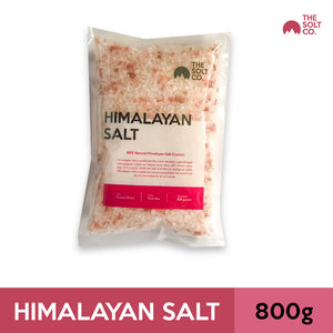 Himalayan Salt (Coarse) 800g | The Solt Co.