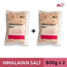 Load image into Gallery viewer, ✦Bundle Deal✦ The Solt Co. Himalayan Salt (Coarse) 800g x 2 Packs