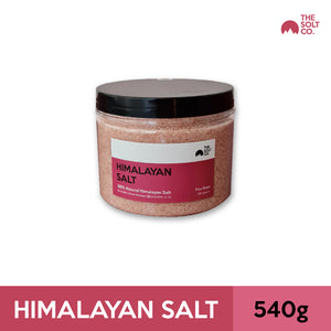 The Solt Co. Himalayan Salt (Fine) 540g
