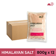 Load image into Gallery viewer, ✦Carton Deal✦ Himalayan Salt (Fine) 800g x 12 Packs | The Solt Co.