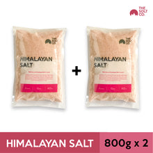 Load image into Gallery viewer, ✦Bundle Deal✦ The Solt Co. Himalayan Salt (Fine) 800g x 2 Packs