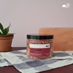 ✦Bundle Deal✦ The Solt Co. Himalayan Salt (Coarse) 540g x 2