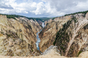 Yellowstone River Gorge