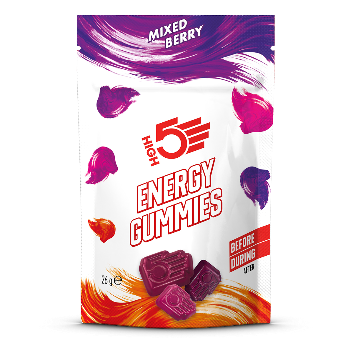 Energy Gummies (10st.) - SALE