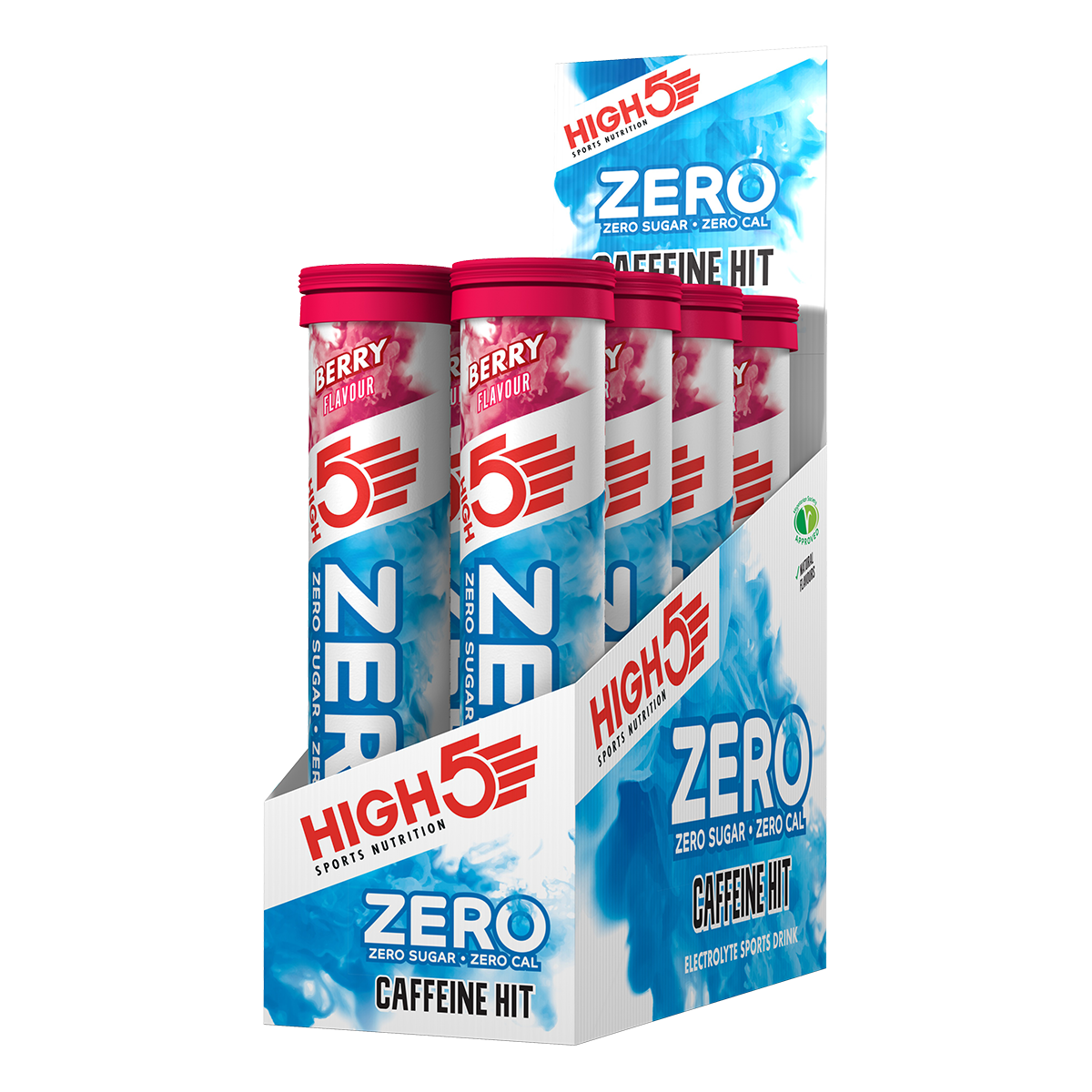 ZERO Caffeïne HIT Tube Box (8st.)