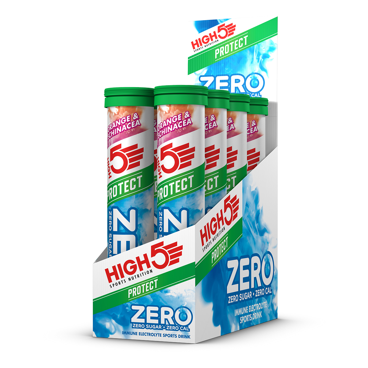 ZERO Protect Drink Tube Box (8st.)