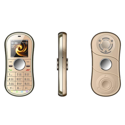 Servo S08 Finger Spinner Quad Band Unlocked Phone MP3 Bluetooth Calendar Calculator
