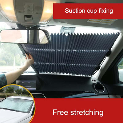 Automobile Windshield Protection