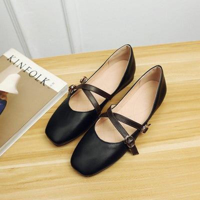Flat Shoes For Women - Narrow Shoes 2