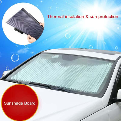 Automobile Windshield Protection 2