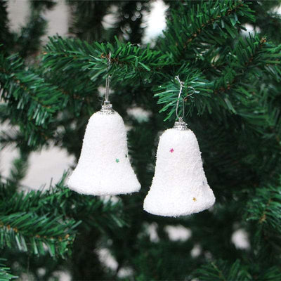 christmas bells, white christmas bells, christmas bells decorations, jingle bells white, best christmas tree decorations