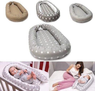 Baby Nest For Newborn And Toddlers - Baby Sleeping Pod