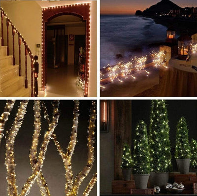LED String Light - New Year Christmas Tree Decorations