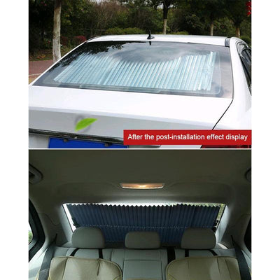 Automobile Windshield Protection 4