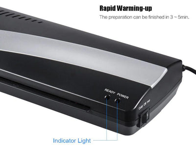 A4 Photo Laminator - Hot And Cold Laminating Machine