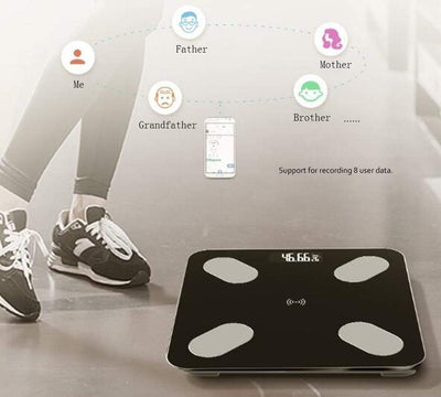 Best Weight Scale - Smart Digital Scale with Smartphone App