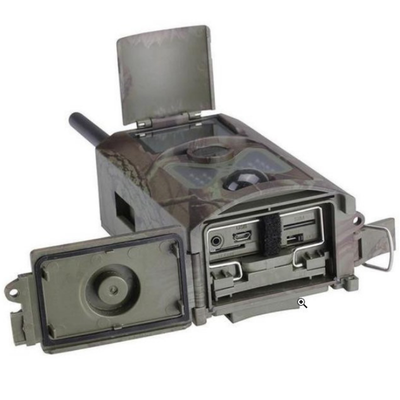 HD Recording Hunting Trail Camera - Wild Game Camera