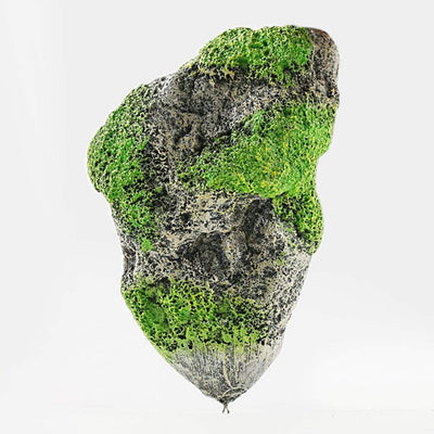 Floating Moss Rocks Aquarium Fish Tank Decorations