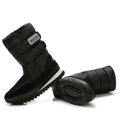 Mens Snow Boots - Fashion Winter Boots