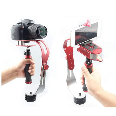 Handheld Video Camera Stabilizer - Gimbal for Smartphone GoPro DSLR