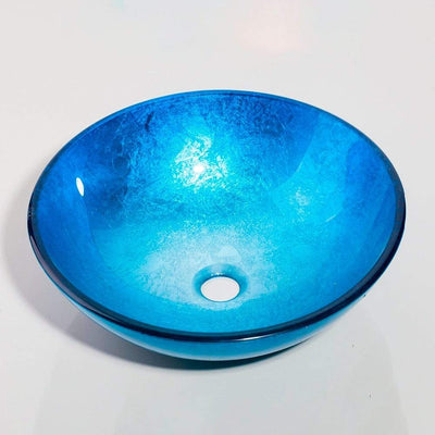 bathroom vanity units, vanity sink, vessel sink vanity, bathroom washbasin, glass bathroom sink, tempered glass vessel sink, modern bathroom sinks, Modern Glass Bathroom Sinks - Vanity Bathroom Sink Bowls