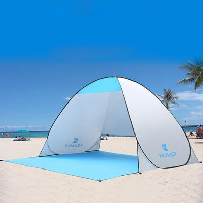 Tente Anti-UV Auto Pop Up
