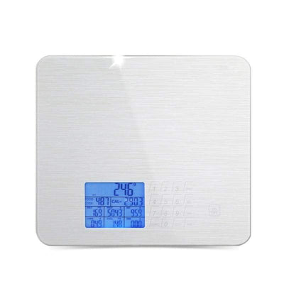 Kitchen Scale with Nutritional Data - Nutrition Scale