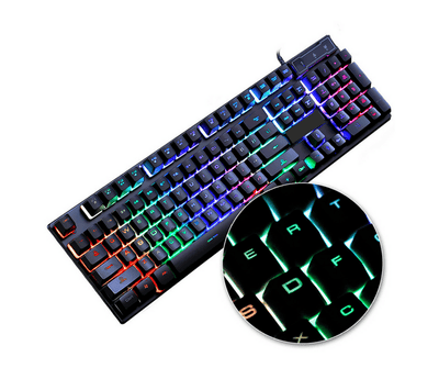 Keyboard - Gaming RGB LED Keyboard