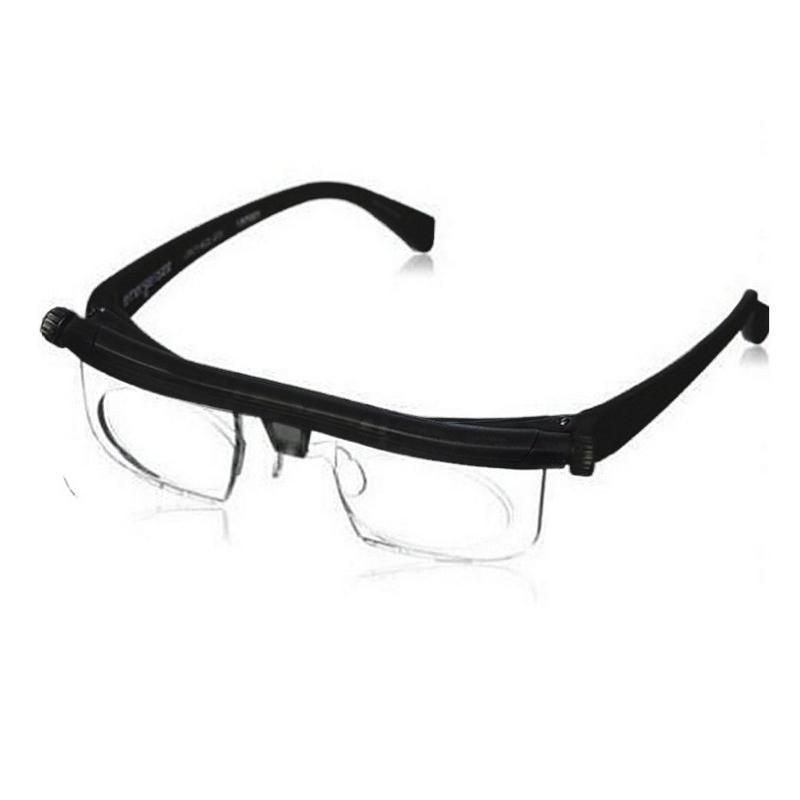 Lunettes Lecture Style Cadran Réglable Vision Correction Zoom Objectif