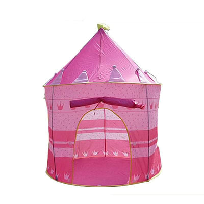 kids tent, kids play tent, childrens play tent, kids indoor tent, tent house for kids, girls play tent, indoor tent, playhouse tent, Kids Indoor Play Tent - Castle Indoor Tent