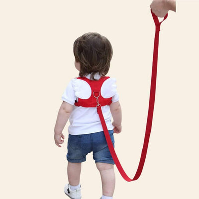 Angel Wing Kids Safety Harness - Anti Lost Walking Backpack Leash