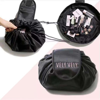 Magic Cosmetic Pouch - Lazy Makeup Organizer
