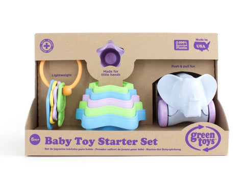 Baby 3 in 1 speelset