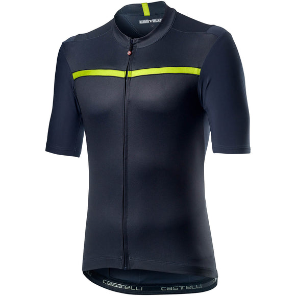 CASTELLI Unlimited SS Mens Jersey - Steel Blue