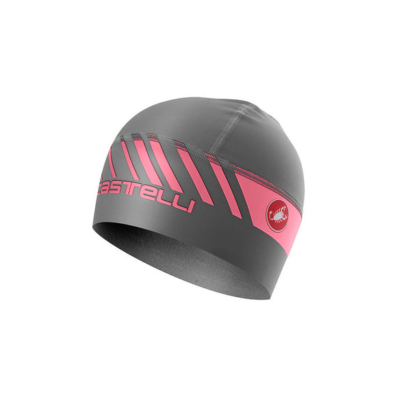Castelli Arrivo 3 Thermo Skully - Giro Edition