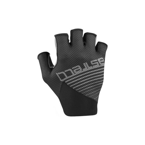 CASTELLI Competizione Glove Short Finger - DARK GRAY