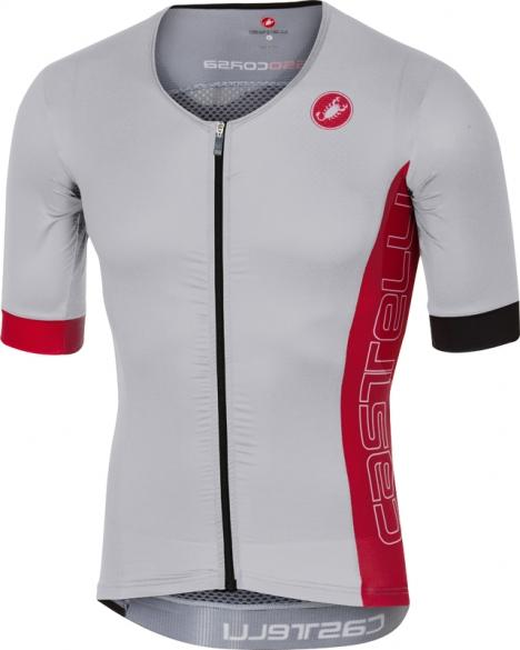 CASTELLI FREE Speed SS Race Jersey - White
