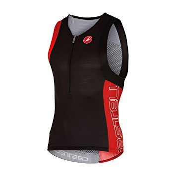Castelli FREE Tri Top - Black