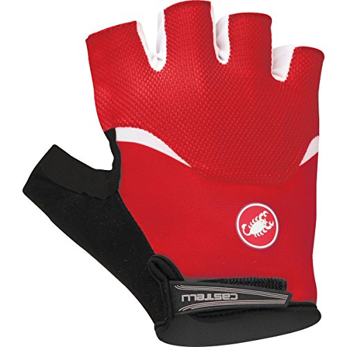 Castelli Arenburg Gel SF Glove - Red