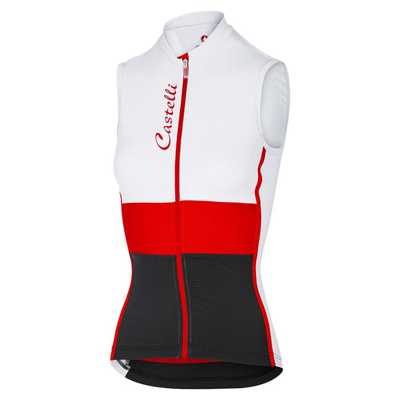 Castelli Women's Protagonista S-Less Jersey