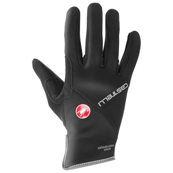 Castelli Scalda Pro Winter Gloves - Black