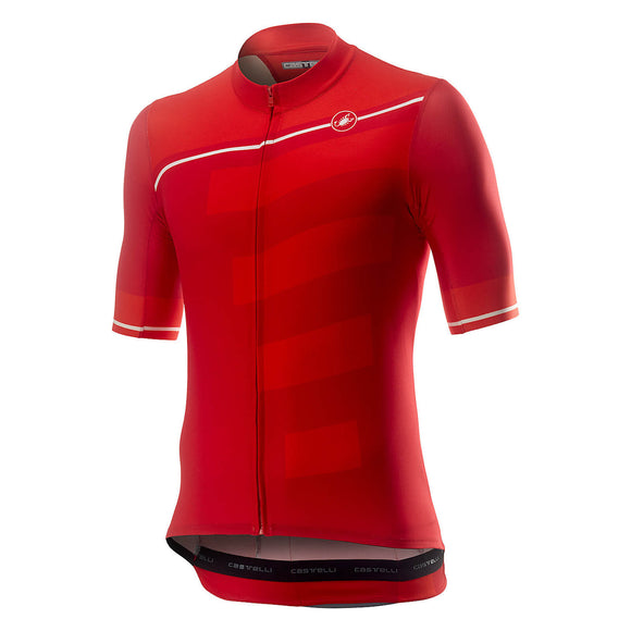 CASTELLI Trofeo Jersey Short Sleeve - Red