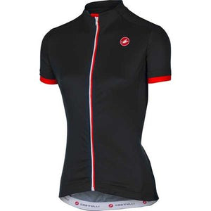 Castelli Anima Women's Jersey – Black