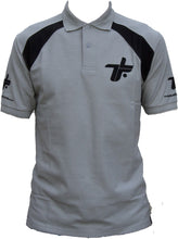 Load image into Gallery viewer, TLF Grey Polo Shirt