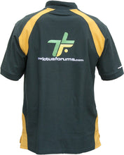 Load image into Gallery viewer, TLF Green/Yellow Polo Shirt