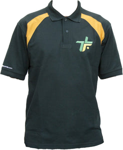 TLF Green/Yellow Polo Shirt